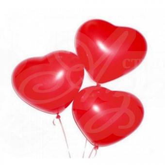 """Гелиевые шары Сердце"""" поштучно"""""""