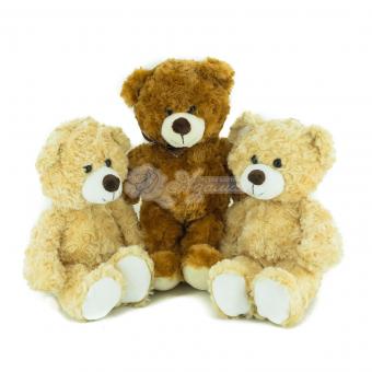 Медведь 20 см коричневый
